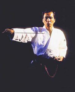 aikido-un-art-martial : Nobuyoshi TAMURA