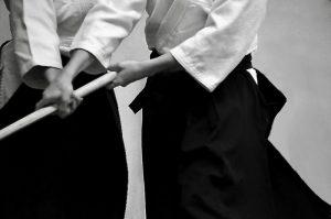 CID LPC, entraînement à distance, Jikyo Jutsu démonstration, stage d'armes.