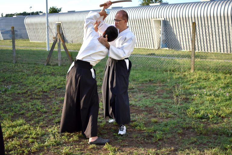 Aikido Club Tournefeuille, Cours fin de saison 2021