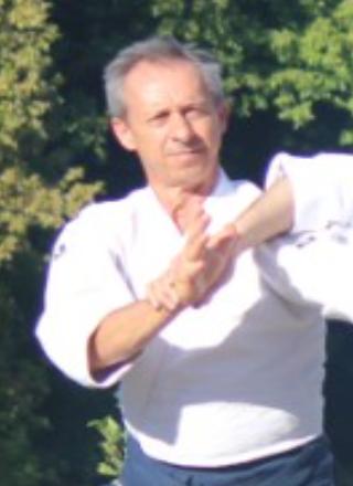 Ludovic Le Parc 5ème Dan