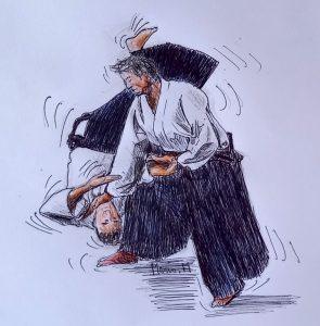 Aikido, Vidéo démonstration à Tournefeuille