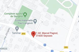 Allée Marcel Pagnol